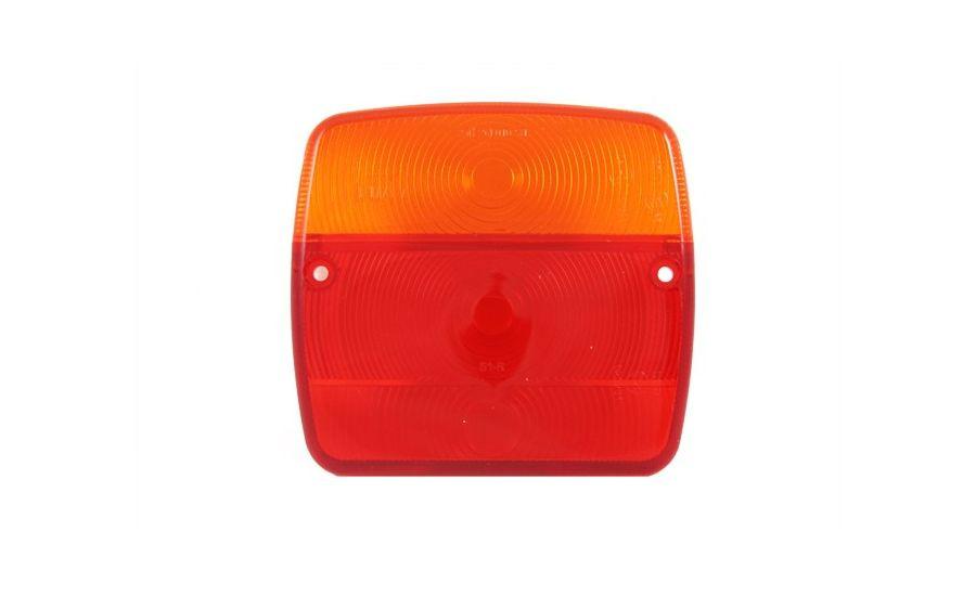Стекло к задним комбинированным фонарям для прицепа LZT 285, LZT 237