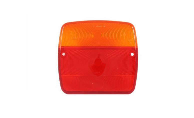 Стекло к задним комбинированным фонарям для прицепа LZT 285, LZT 237, фото 2