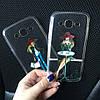 Чехлы для Samsung Galaxy J7 2015 (J700h) силиконовые с дизайном, фото 4