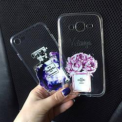 Чехлы для Samsung Galaxy J7 2015 (J700h) силиконовый с надписью