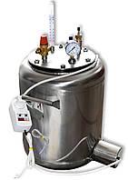 Автоклав A16 electro, электричество/газ, 16 банок, терморегулятор, манометр, термометр, нержавейка