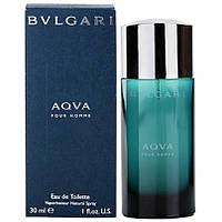 Туалетна вода Bvlgari AQVA Pour Homme EDT 30 ml
