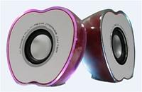 Колонки компьютерные USB 2.0 N-128X MIX