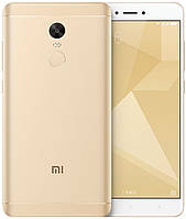 "Xiaomi Redmi Note 4X Gold  4/64 Gb, 5.5"", Helio X20, 3G, 4G"