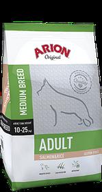 Корм Арион для собак Ориджинал Едалт Дог для малых пород до 10 кг Курица и рис, (зеленый), 7,5кг