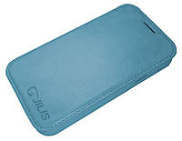 "Чехол Samsung i8260, ""Jilis"" Голубой, фото 1"