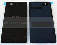Крышка аккумулятора Sony Xperia Z3 compact D5803/ D5833 Black, 1285-1181 оригинал
