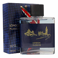 Туалетна вода Playboy London EDT 100 ml