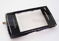 Sony W150I Передняя панель с тачскрином, черная, A/8CS-22580-0001 оригинал