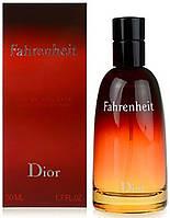 Туалетна вода Dior Fahrenheit Fahrenheit EDT 50 ml