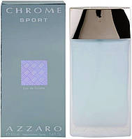 Туалетна вода Azzaro Chrome Sport EDT 100 ml