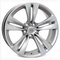 Автомобильный диск, литой WSP Italy W673 R18 W8 PCD5x120 ET30 DIA72.6 Silver