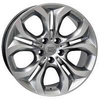 Автомобильный диск, литой WSP Italy W674 R18 W8 PCD5x120 ET43 DIA72.6 Hyper Silver
