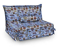 Диван-кровать СМС 1,2 ткань Катони Джинс
