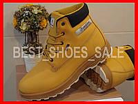 Кроссовки зимние мужские restime yellow boots waterproof 41-45