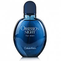 Туалетна вода Calvin Klein Obsession Night for Men EDT 125 ml