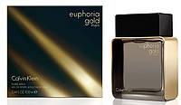 Туалетна вода Calvin Klein Euphoria Gold Men EDT 100 ml
