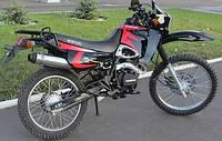 Musstang мотоцикл MT150-GY 150 см3