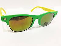 Солнцезащитные очки Детские очки , зеркальные.