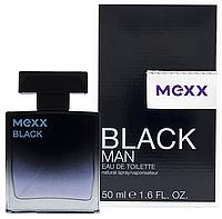 Туалетна вода Mexx Black Man New Look EDT 50 ml