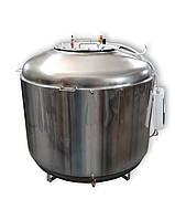 Автоклав А1000 Пром, нержавейка, 1000 банок 0,5 л, электропитание/газ, водоохлаждение