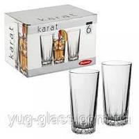 """Набор высоких стаканов 330 мл """"Karat 52888 """" 6шт."""