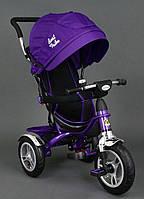 Детский трехколесный велосипед (надувные колеса) Best Trike 5388 ОПТом и в розницу.
