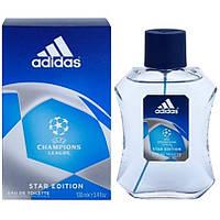 Туалетна вода Adidas Champions League Star Edition EDT 100 ml