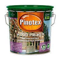 Грунтовка Pinotex Wood Primer (Пинотекс Вуд Праймер), 3л
