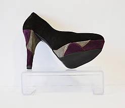 Женские замшевые туфли Venezia 700, фото 3