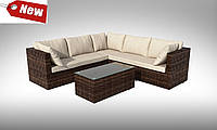 Комплект плетених меблів з ротангу APERTO NEW I 2270х2270