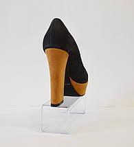 Женские нубуковые туфли Bravo Moda 982, фото 3
