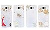 """Samsung G532 J2 Prime оригинальный чехол накладка со стразами камнями для телефона """"ROYAL STAR DIMOND"""", фото 2"""