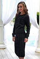 Строгий женский костюм у-t6110566