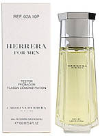 Туалетна вода Carolina Herrera Herrera For Men EDT Tester 100 ml