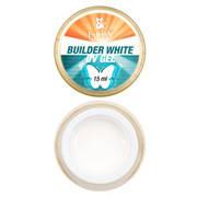 Строительный белый гель Builder White gel UV,15 мл