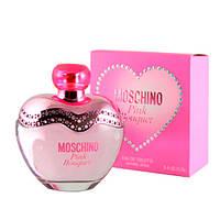 Moschino Pink Bouquet туалетная вода женская 100 ml