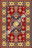 Иранский ковер (Персидский),  коллекция Pazirik, Touba, Dark Red