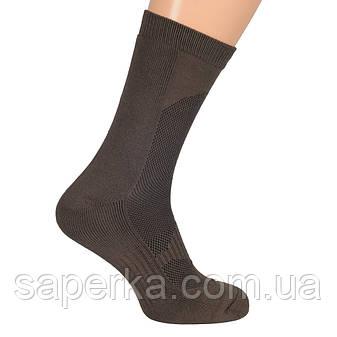 Трекінгові шкарпетки Coolmax Mil-Tec Olive 13012001, фото 2