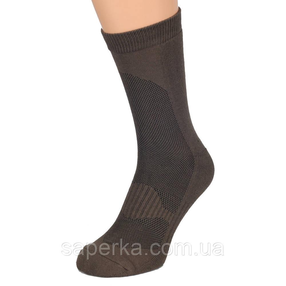 Трекінгові шкарпетки Coolmax Mil-Tec Olive 13012001