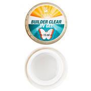 Строительный прозрачный гель Builder Clear gel UV,15 мл
