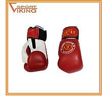 Боксерские перчатки LEV elit винил 12 oz