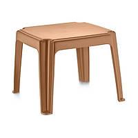 Столик для шезлонга Irak Plastik тик, фото 1