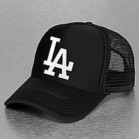 """Кепка с логотипом """"LA"""" (Los Angeles)"""