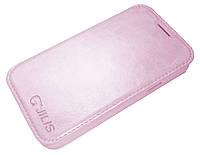 "Чехол Samsung i8260, ""Jilis"" Розовый, фото 1"