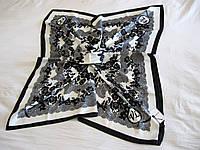 Платок Valentino шёлковый , фото 1