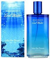 Туалетна вода Davidoff Cool Water Man Into the Ocean EDT 125 ml