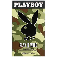Туалетна вода Playboy Play it Wild EDT 100 ml