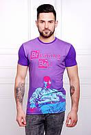 """Мужская футболка из вискозы, принт """"Breaking Bad"""""""