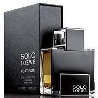 Туалетна вода Loewe Solo Loewe Platinum EDT 100 ml
